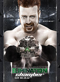 Poster promocional do evento com Sheamus1