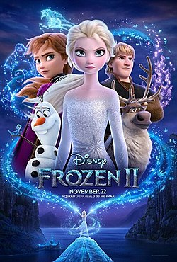 Frozen 2 torrent