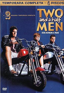 Two and a Half Men (2ª temporada).JPG