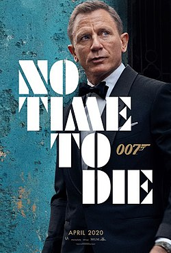 No Time To Die Wikipedia A Enciclopedia Livre