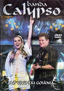 NA AMAZONIA BAIXAR BANDA CALYPSO DVD