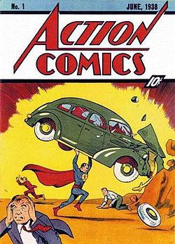Resultado de imagem para action comics 1