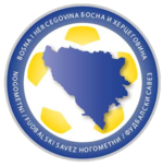 Logo of the Football Association of Bosnia and Herzegovina (2013-present).png