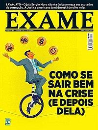 Revista exame abril