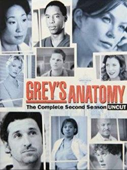 Grey\'s Anatomy (2.ª temporada) – Wikipédia, a enciclopédia livre