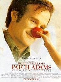 patch adams livro