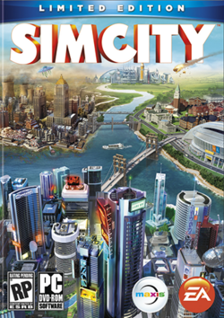 Resultado de imagem para simcity 5 deluxe edition