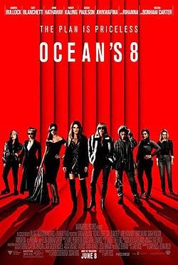 Resultado de imagem para ocean's 8