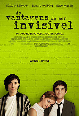 RESENHA: As Vantagens de Ser Invisível - Stephen Chbosky
