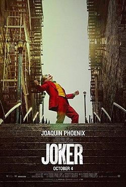Joker Filme De 2019 Wikipédia A Enciclopédia Livre