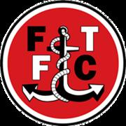 Resultado de imagem para Fleetwood  football escudo