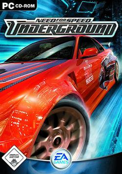 controls need for speed underground 2 pc