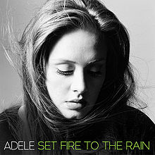 adele reggae set fire to the rain