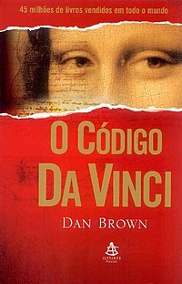 Resultado de imagem para o codigo da vinci dan brown livro