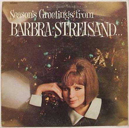 A Christmas Album (álbum de Barbra Streisand) - Wikiwand