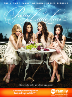 Pretty Little Liars (2 ª temporada) – Wikipédia, a