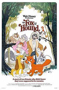 86e1a42b89 The Fox and the Hound (filme) – Wikipédia, a enciclopédia livre