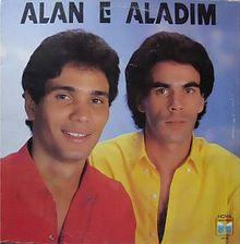 alan e aladim liguei pra dizer que te amo