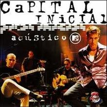 dvd capital inicial acustico mtv