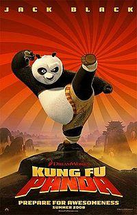 Kung Fu Panda é um dos Top Filmes da Netflix