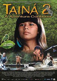 filme taina uma aventura na amazonia para