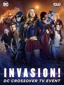 Invasion! (Universo Arrow) – Wikipédia, a enciclopédia livre