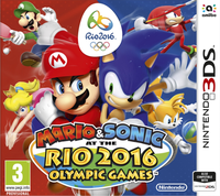 ec45830d0 Mario   Sonic at the Rio 2016 Olympic Games – Wikipédia