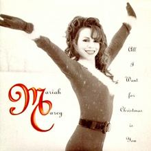 Resultado de imagem para mariah carey - all i want for christmas is you