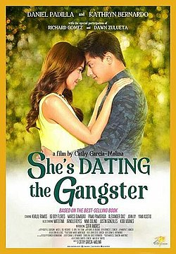 Kathniel shes dating the gangster poster pics