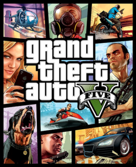 Grand theft auto v wikipdia a enciclopdia livre grand theft auto v fandeluxe Image collections
