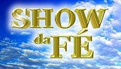 Show da Fé - Logo