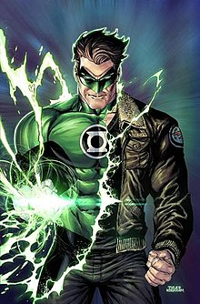 Hal Jordan and the Green Lantern Corps Vol 1 45 Textless Variant.jpg