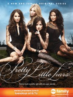 Pretty Little Liars (1.ª temporada) – Wikipédia, a enciclopédia livre