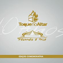 cd ministerio trazendo a arca 2012