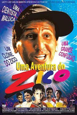 o filme uma aventura do zico