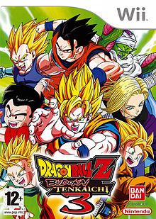 Dragon Ball Z: Budokai Tenkaichi 3 – Wikipédia, a