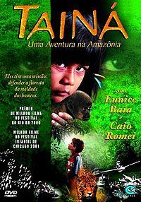 filme taina uma aventura na amazonia completo