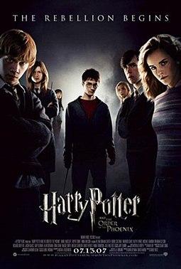 Harry Potter e a Ordem da Fênix é um dos Top Filmes da Netflix