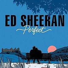 Perfect cano de ed sheeran wikipdia a enciclopdia livre perfect cano de ed sheeran stopboris Choice Image