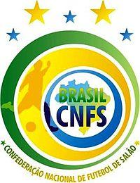 fad7208ee729f Confederação Nacional de Futebol de Salão – Wikipédia