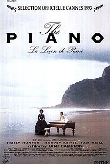 Resultado de imagem para O Piano (Jane Campion, 1993)