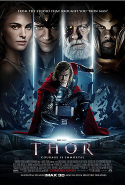 6bcf8a0237b Thor (filme) – Wikipédia