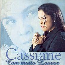 cd cassiane muito louvor 1999