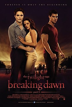 4518287b839be The Twilight Saga  Breaking Dawn – Part 1 – Wikipédia