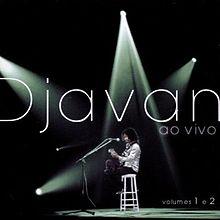 cd do djavan ao vivo