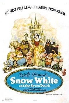 Branca De Neve E Os Sete Anões Filme Wikipédia A Enciclopédia Livre