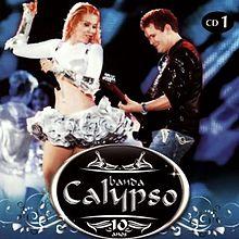 musica da banda calypso 10 anos de sucesso