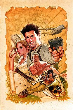 Uncharted Comics promotional art.jpg
