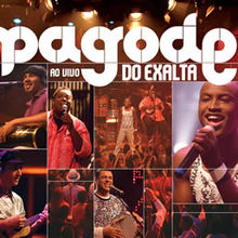 cd pagode do exalta ao vivo 2007