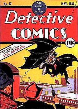 Resultado de imagem para detective comics 27
